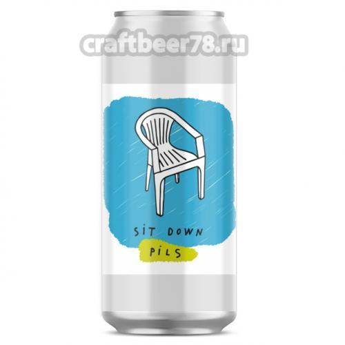 FFF Brew - Sit Down Pils