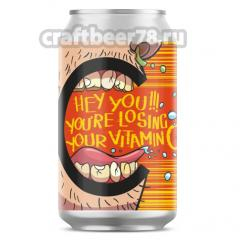 Cosmic City - Hey You! You`re Losing Your Vitamin C