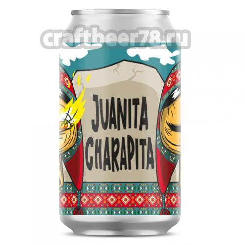 Cosmic City - Juanita Charapita