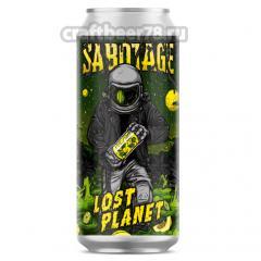 Sabotage - Lost Planet: Pineapple, Melon, Basil & Lime