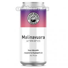 Snowcap Brewing - Malinavuara
