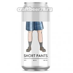 Red Rocket - Short Pants