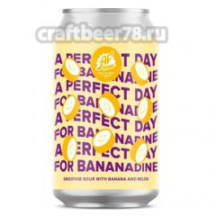 AF Brew - A Perfect Day For Bananadine