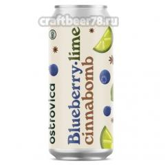 Ostrovica Brewery - Blueberry-lime Cinnabomb