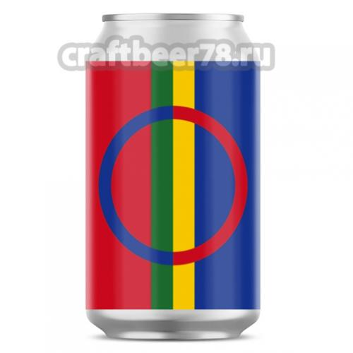 Hop Logic - Sápmi