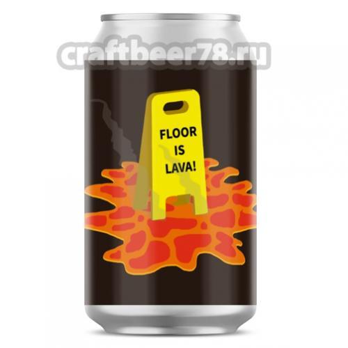 Hop Logic - Floor Is Lava