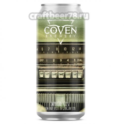 Coven Brewery - Aerials