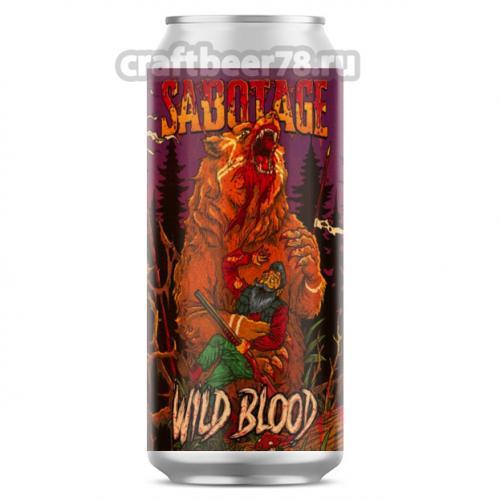 Sabotage - Wild Blood