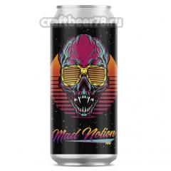 Selfmade Brewery - Mad Notion Banana & Cranberry
