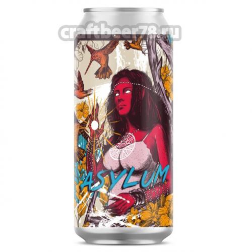 Selfmade Brewery - Asylum