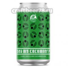 AF Brew - Sea My Cucumber?
