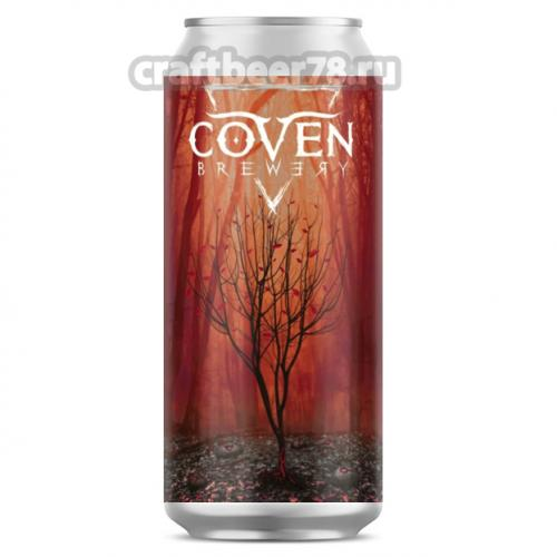Coven Brewery - Spicy Bloody Roots