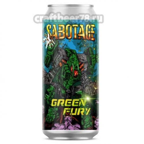 Sabotage - Green Fury