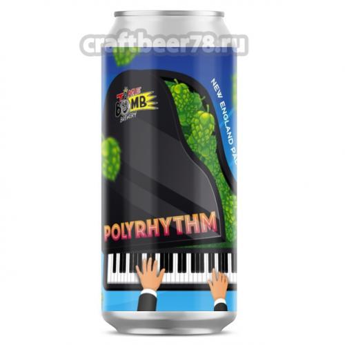 Time Bomb Brewery - Polyrhythm