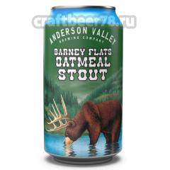 Anderson Valley - Barney Flats Oatmeal Stout