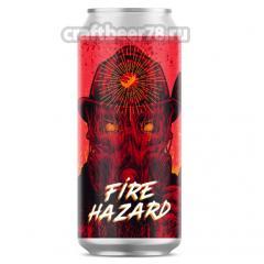 Selfmade Brewery - Fire Hazard