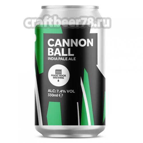 Magic Rock Brewing - Cannonball