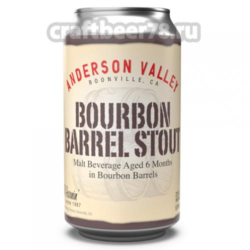 Anderson Valley - Bourbon Barrel Stout