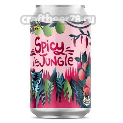 Time Bomb Brewery - Spicy is Jungle