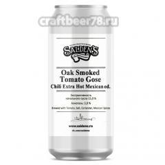 Salden's - Oak Smoked Tomato Gose Chili Extra Hot Mexican
