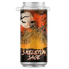 Selfmade Brewery - Skeleton Sage