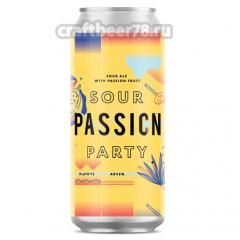 Stamm Brewing - Sour Passion Party