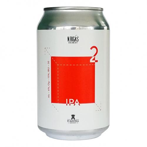 New Riga`s - Red IPA