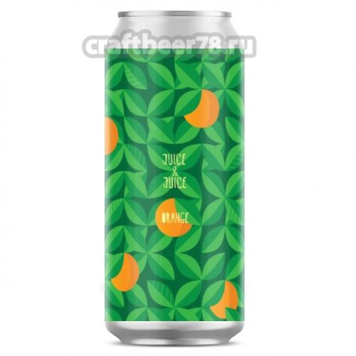 Stamm Brewing - Juice & Juice Orange