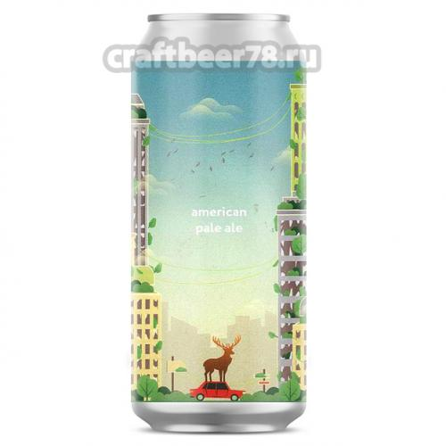 Stamm Brewing - American Pale Ale