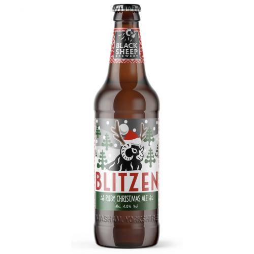 Black Sheep Brewery - Blitzen