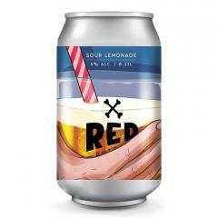 Red Button - Sour Lemonade