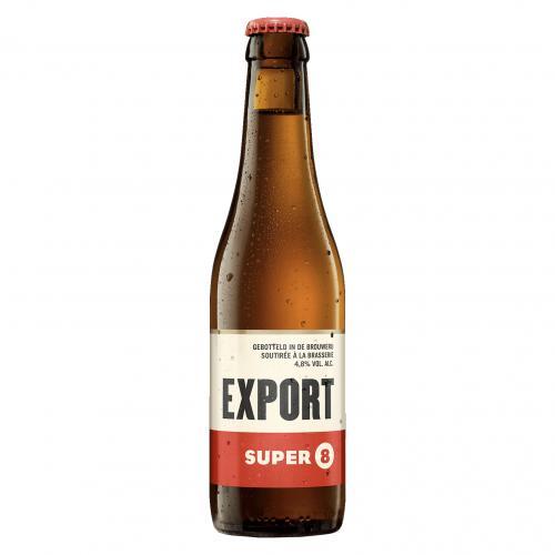 Haacht Brouwerij - Super 8 Export