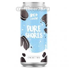 Red Button - Pure Shores