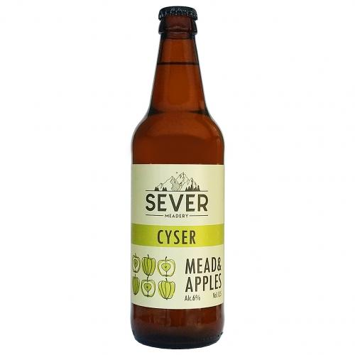 Sever Meadery - Cyser
