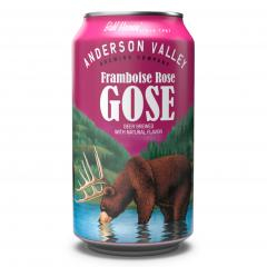 Anderson Valley - Framboise Rose Gose