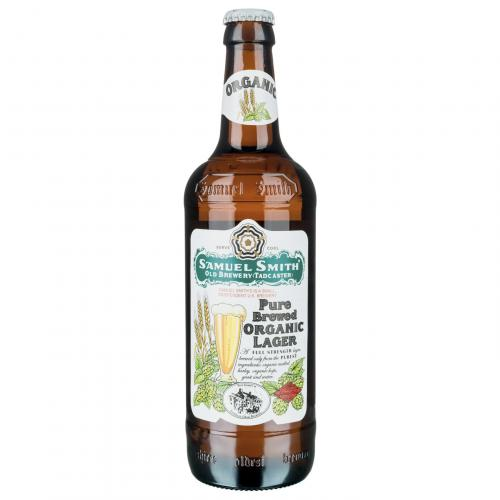 Samuel Smith - Pure Brewed Organic Lager