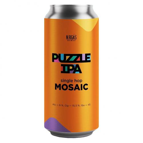 New Riga`s - Puzzle IPA Mosaic