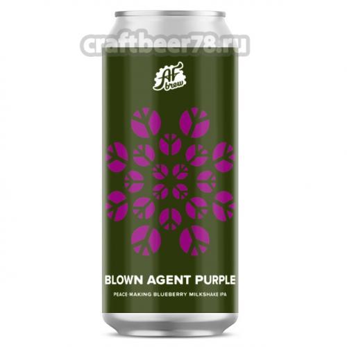 AF Brew - Blown Agent Purple
