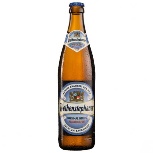 Weihenstephaner - Original Helles Alkoholfrei